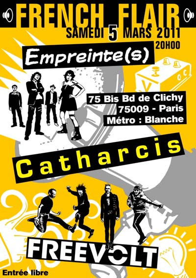 Empreinte(s) @ Paris