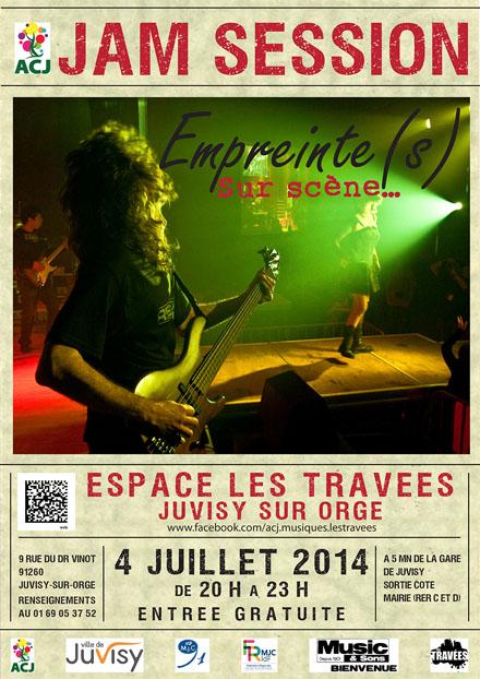 Empreinte(s) @ Juvisy-sur-Orge